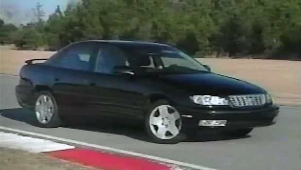 Cadillac Catera X