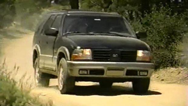 2000 oldsmobile bravada platimum test drive test drive junkie