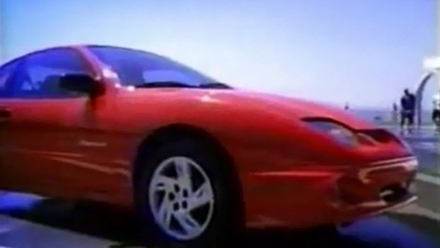 2000 Pontiac Sunfire Commercial