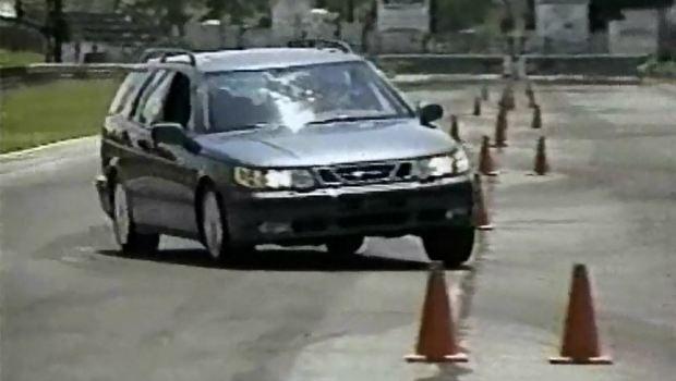 Saab Wagon X