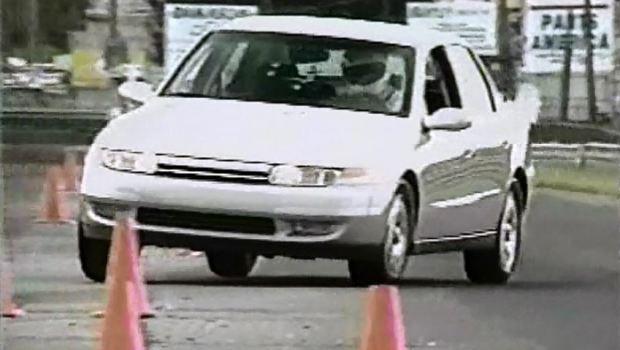 2000 Saturn L Series Test Drive