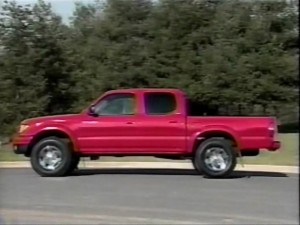 looking back 2001 chevy s10 crew cab vs toyota tacoma double cab. Black Bedroom Furniture Sets. Home Design Ideas