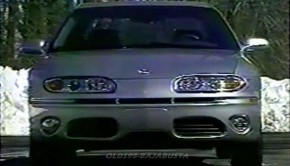 Oldsmobile Aurora X on 93 Lumina Z34