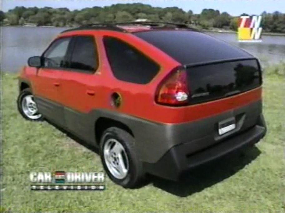 2001 pontiac aztek test drive. Black Bedroom Furniture Sets. Home Design Ideas