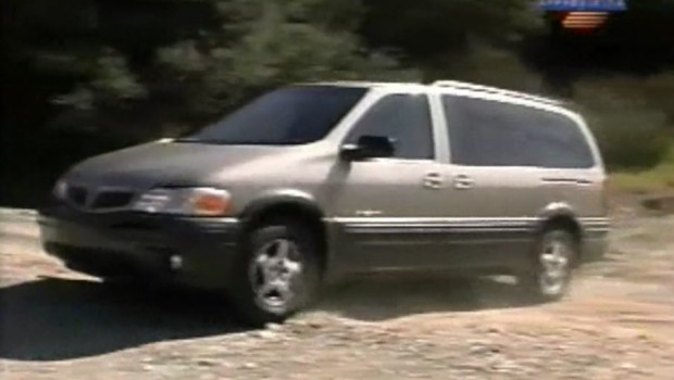 2001 pontiac montana test drive test drive junkie