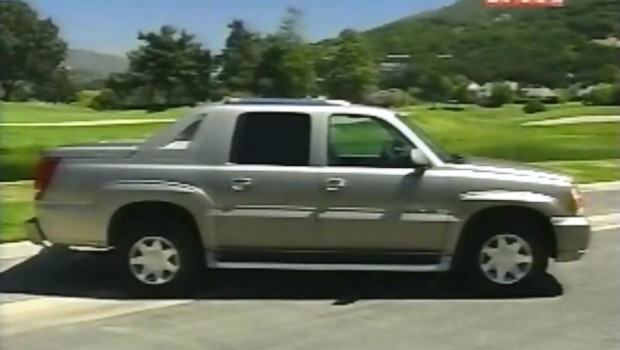 187 2002 Cadillac Escalade Ext Test Drive