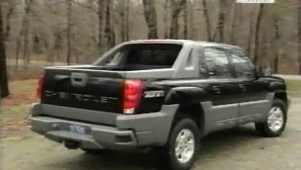 » 2002 Chevrolet Avalanche Test Drive