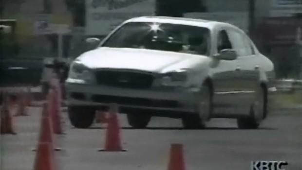2002 Infiniti Q45 Test Drive
