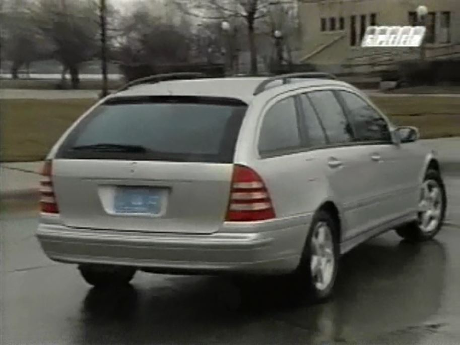 2002 mercedes benz c class wagon test drive for 2002 mercedes benz c class