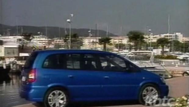 2002 Opel Zafira OPC Test Drive