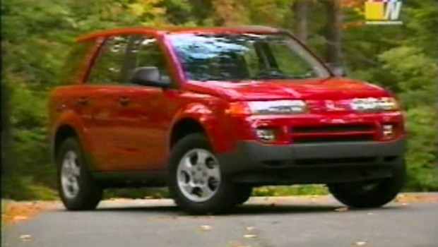 2002 Saturn Vue Test Drive