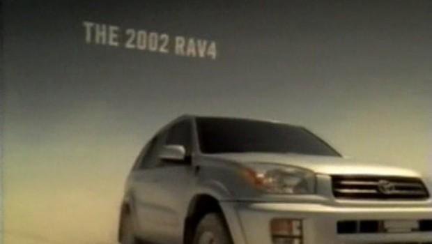 Toyota Rav Commercia X