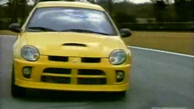 2003 Dodge Neon Srt 4 Test Drive