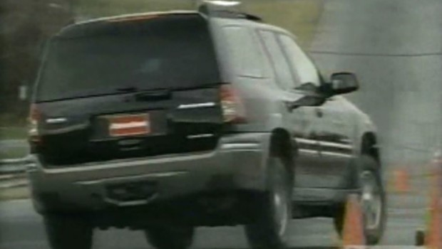 2003 isuzu ascender test drive