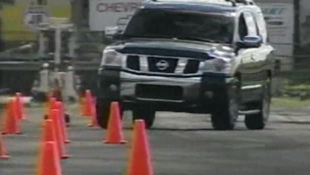 2004 Nissan Pathfinder Armada >> 2004 Nissan Pathfinder Armada Test Drive
