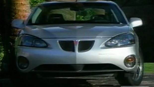 2004 Pontiac Grand Prix Gtp Test Drive