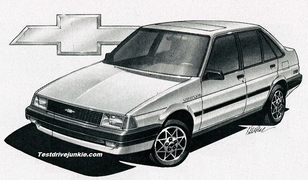 1984: The Product of GM\'s Adventurous Venture
