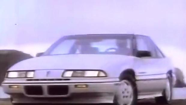 Commercial Pontiac Grand Prix X