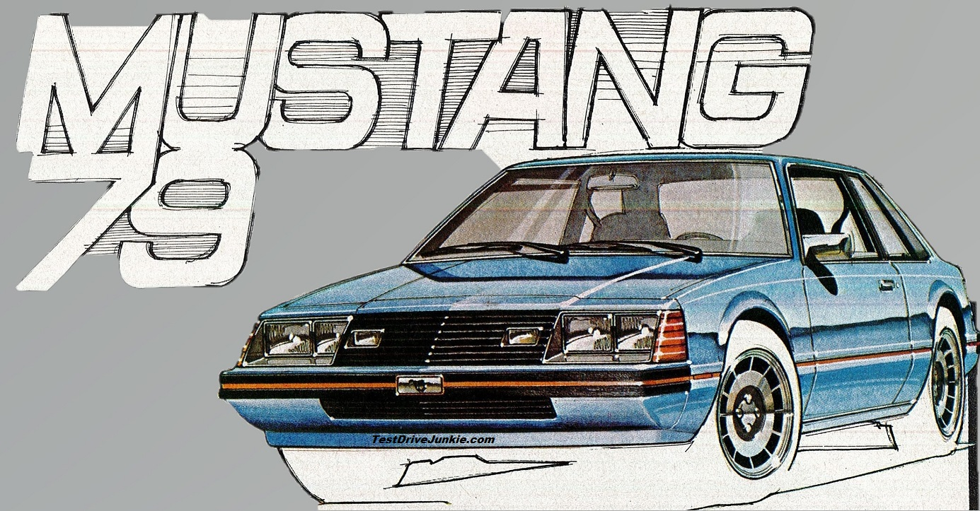 1978: All-New Mustang topped the 1979 Excitement list for Ford