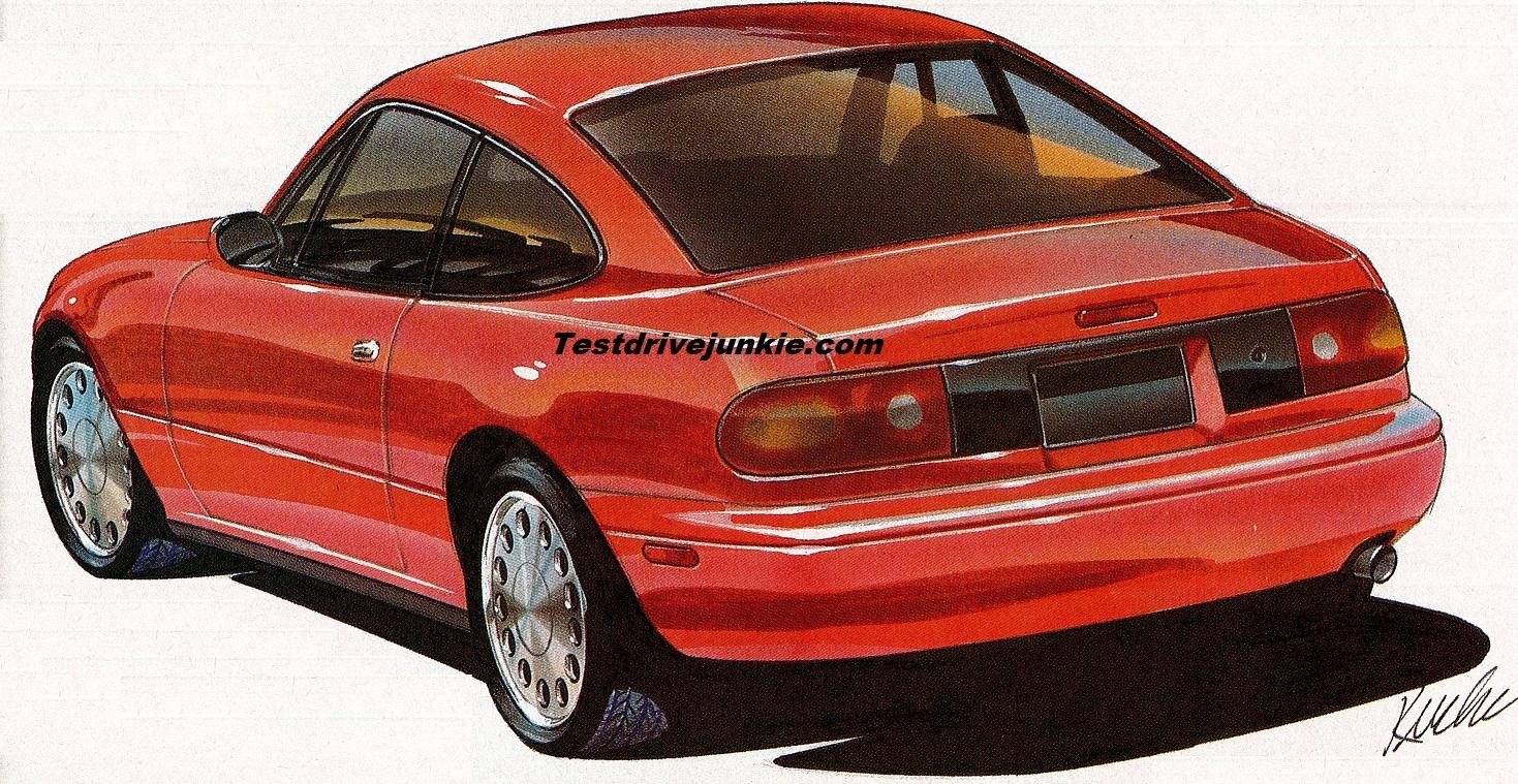 1989 mazda s na mx 5 to have had a coupe for Magna motors mazda volvo evansville in
